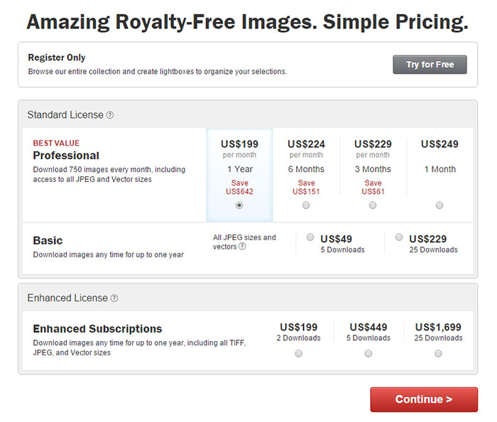 shutterstock-plans-and-pricing